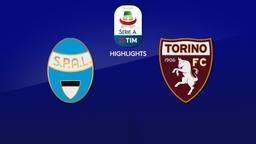 Spal - Torino
