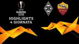 Borussia M. - Roma