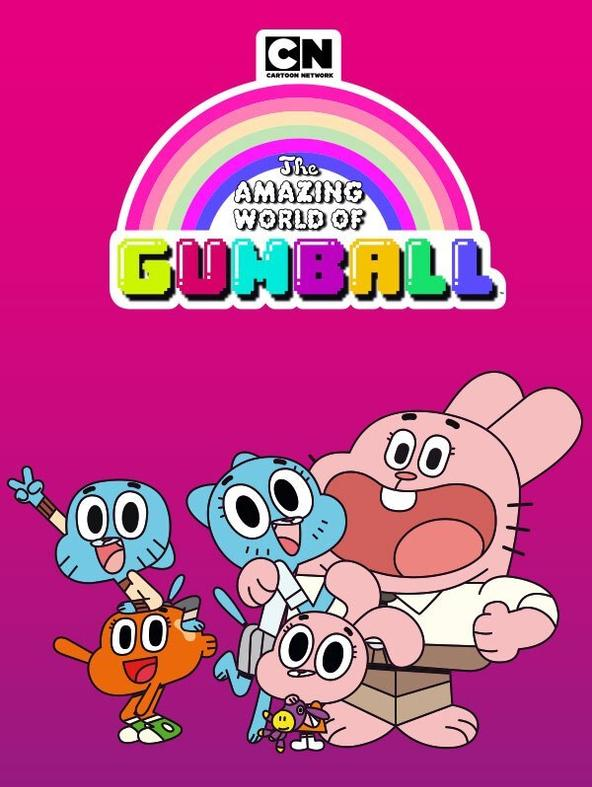 S3 Ep33 - Lo straordinario mondo di Gumball