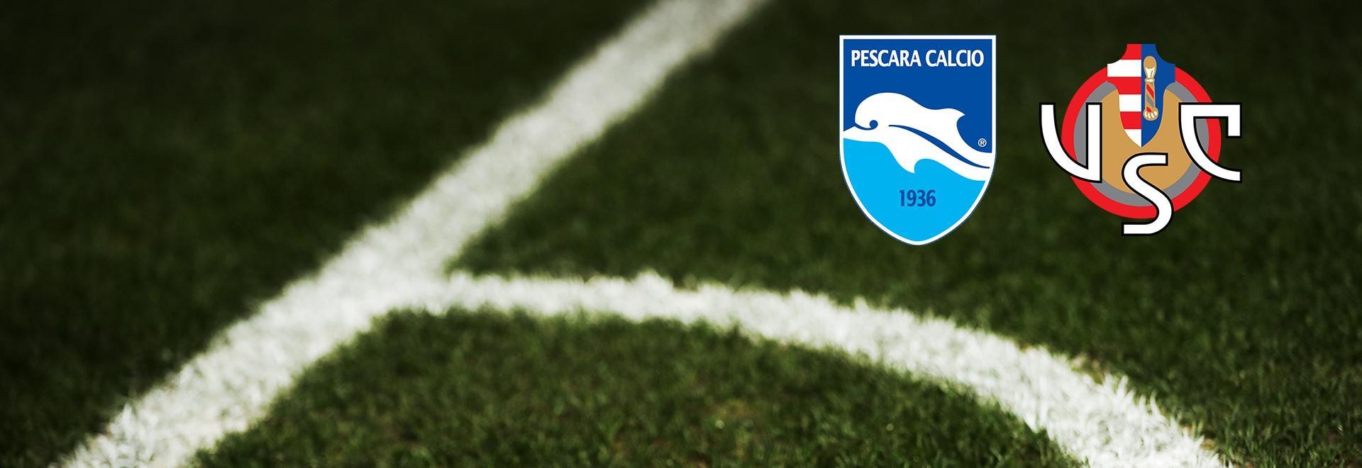 Pescara - Cremonese. 13a g.