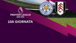 Leicester City - Fulham. 10a g.