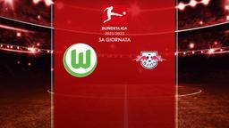 Wolfsburg - Lipsia