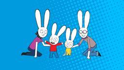 Gli occhialini di papà