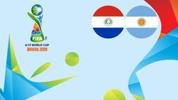 Paraguay - Argentina. Ottavi