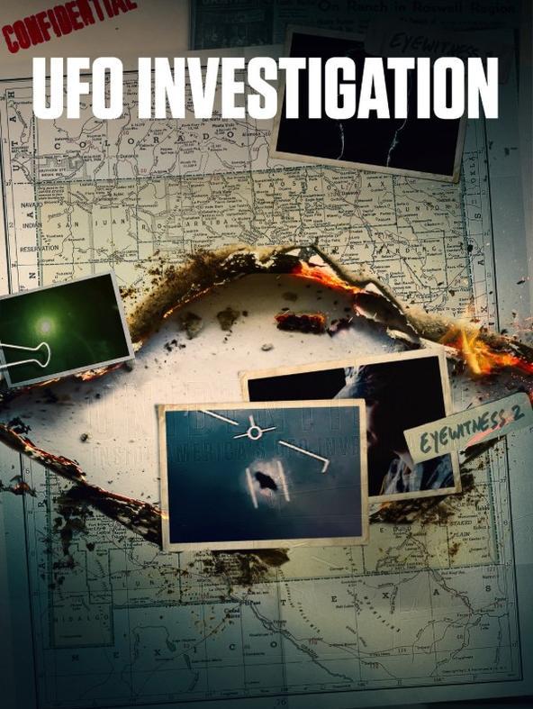 UFO Investigation - 1^TV