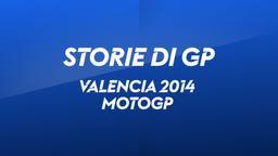 Valencia 2014. MotoGP