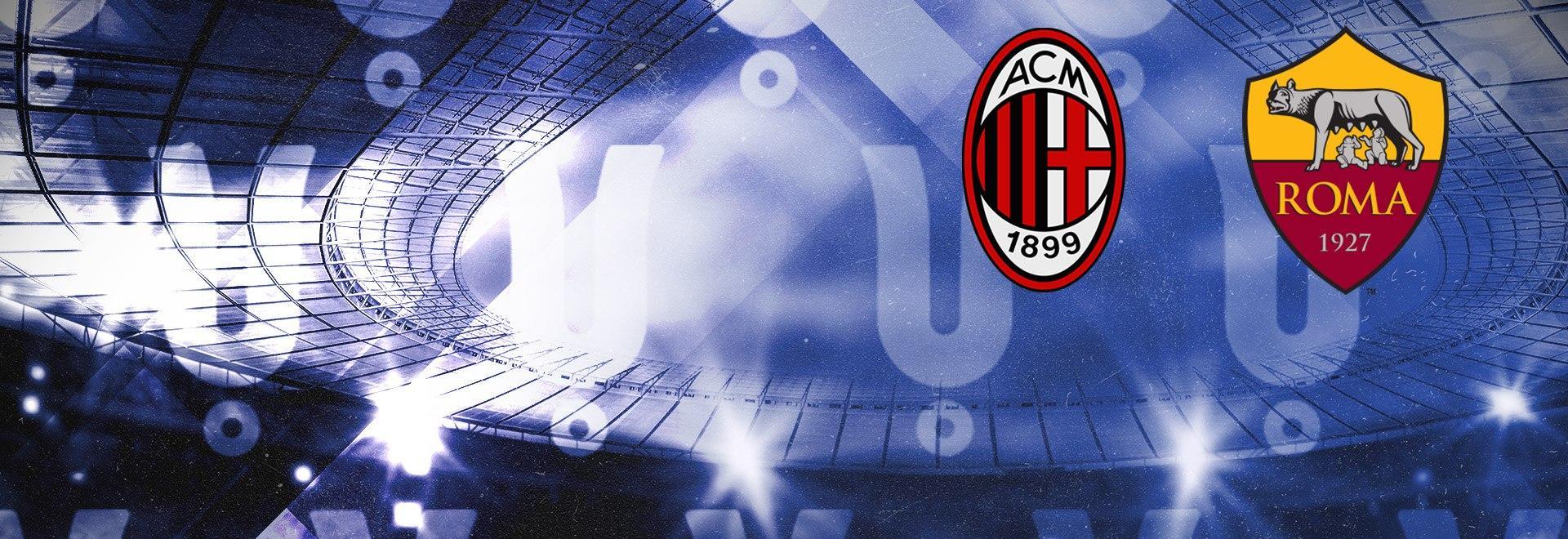 Milan - Roma. Finale