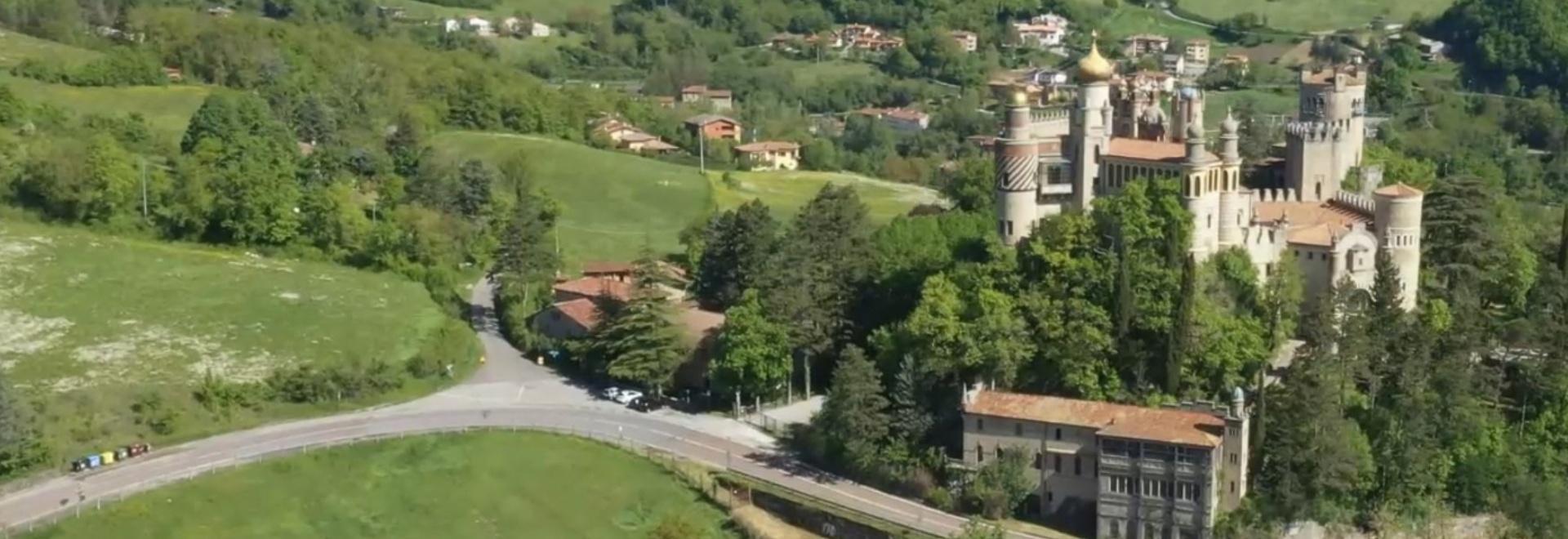 La via Francigena in Emilia