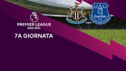 Newcastle - Everton. 7a g.