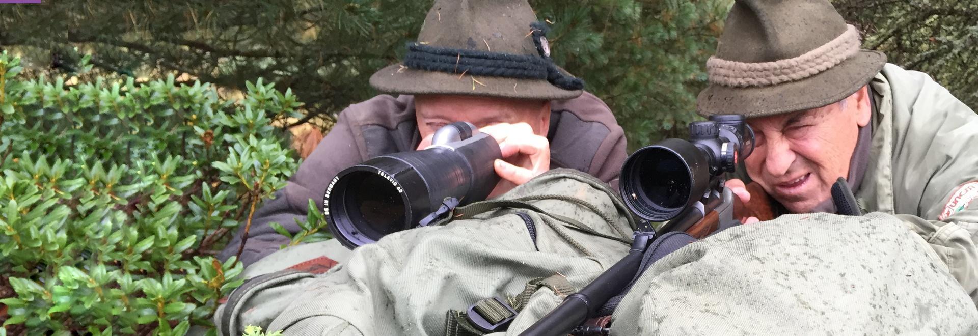 La nascita del fucile da caccia