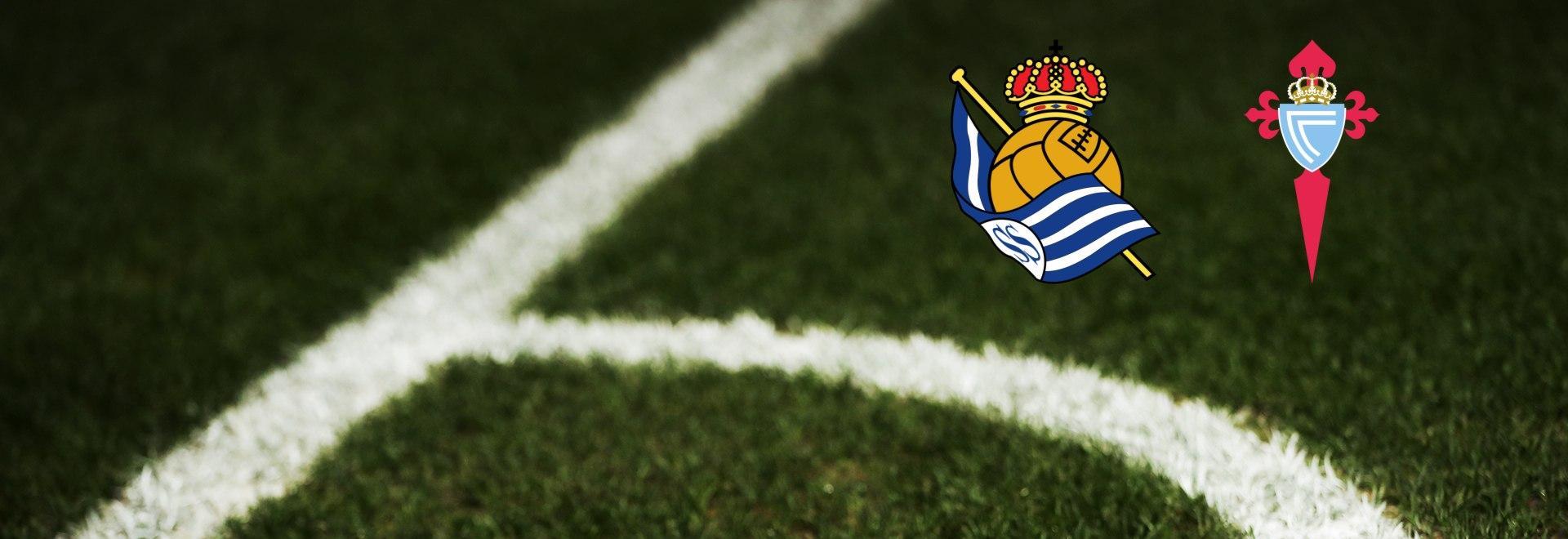 Real Sociedad - Celta Vigo. 31a g.