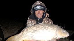 A pesca con la campionessa italiana