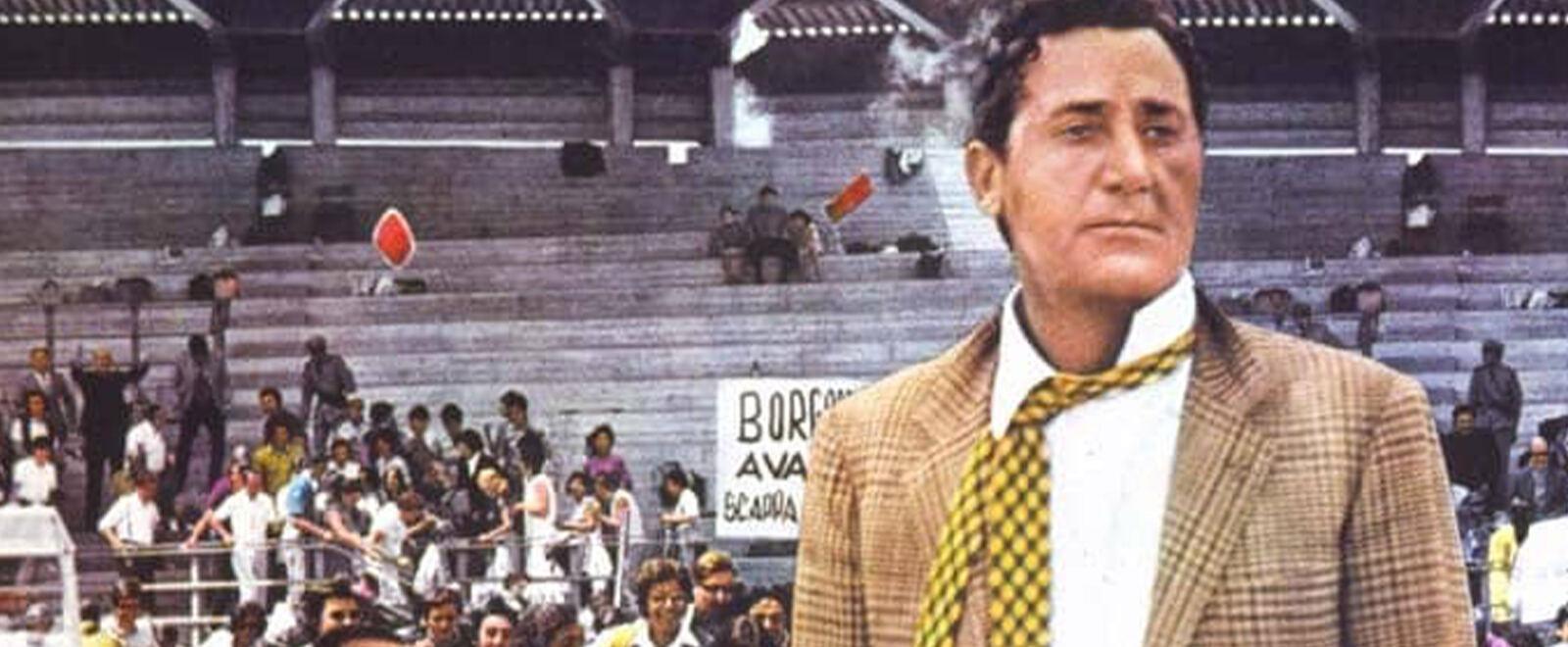 Il presidente del Borgorosso Football Club