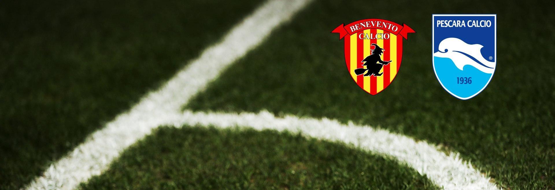 Benevento - Pescara. 28a g.