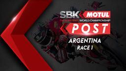 Argentina Race 1