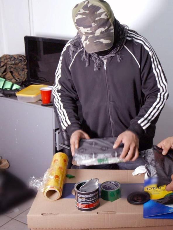 Guerra alla droga - 1^TV