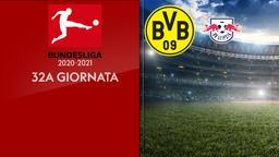 Borussia Dortmund - Lipsia. 32a g.