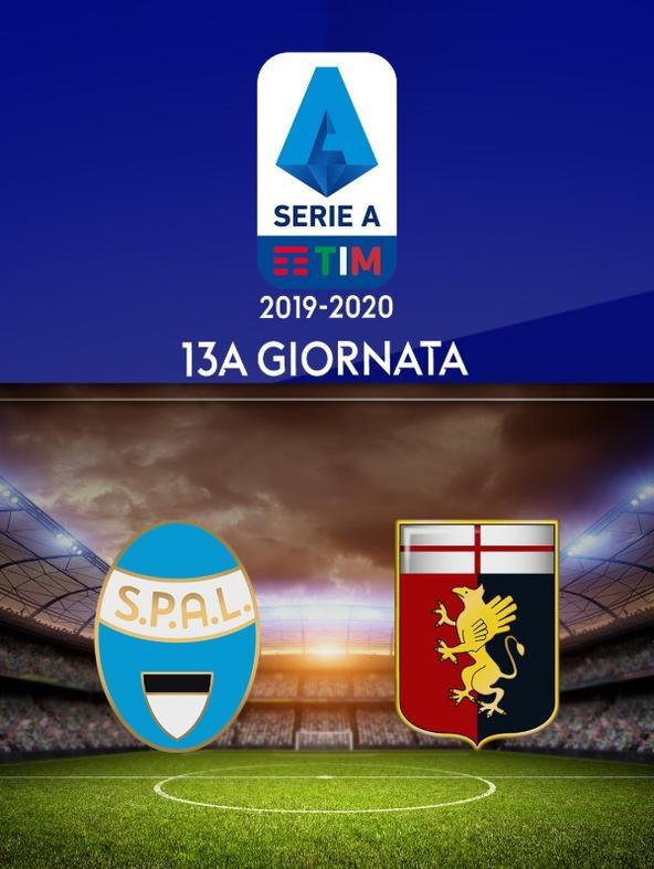 Spal - Genoa