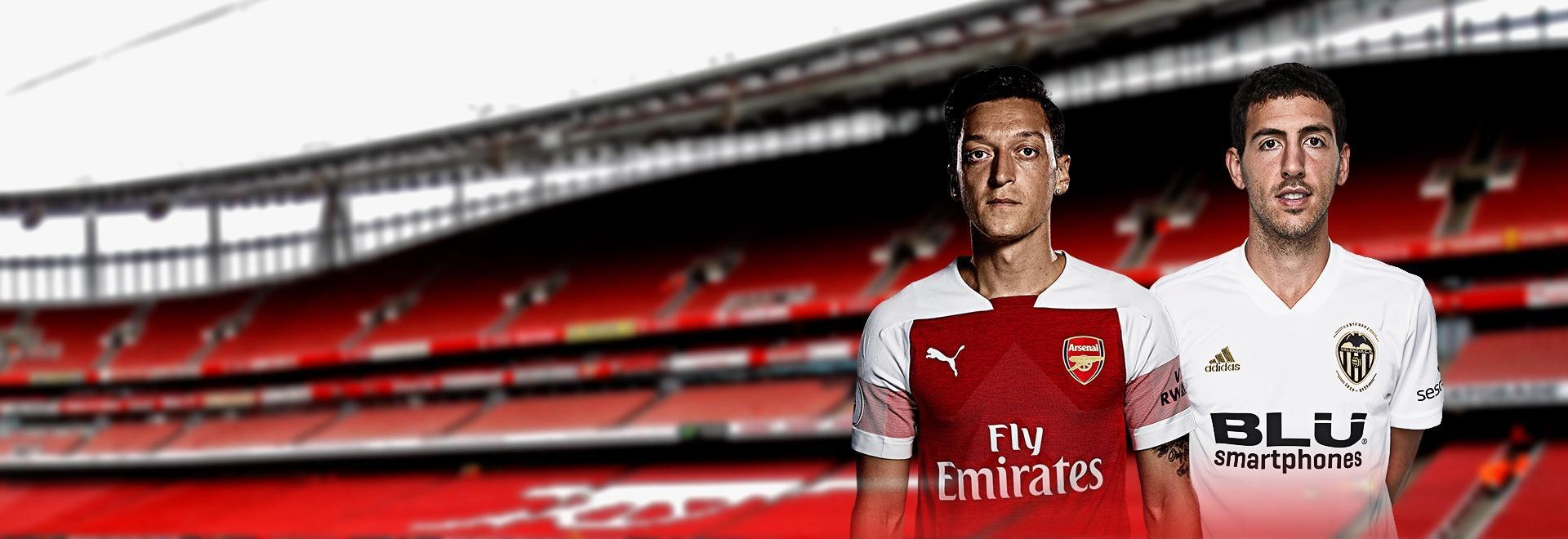 Arsenal - Valencia