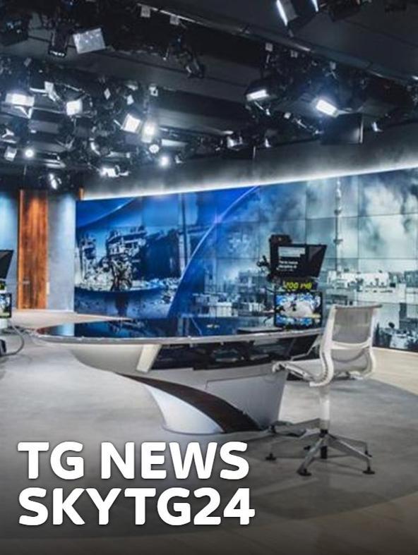Tg News SkyTG24