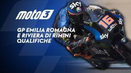 GP Emilia Romagna e Riviera di Rimini. Qualifiche