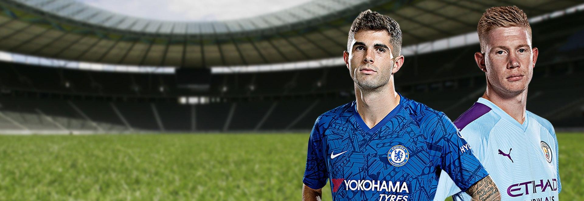 Chelsea - Man City. 31a g.