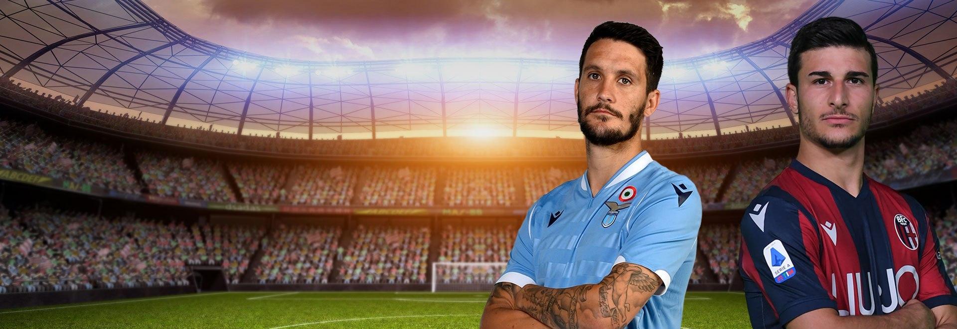 Lazio - Bologna. 26a g.