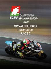 GP Vallelunga: PreMoto3