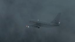 Il jet scomparso