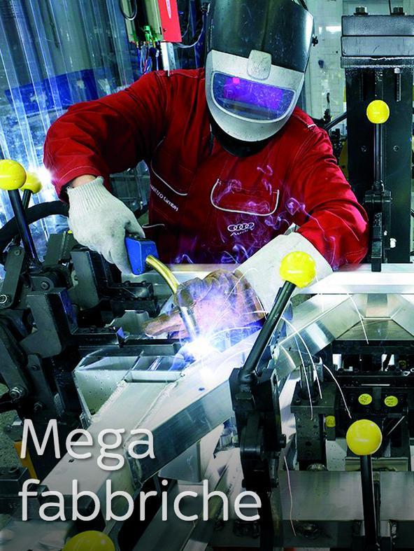 Mega fabbriche - Super Car Lexus Lfa