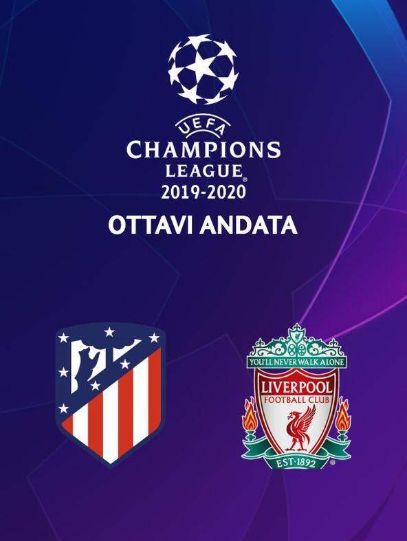 Atletico M. - Liverpool
