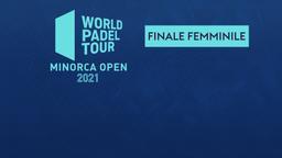 Minorca Open: Finale F