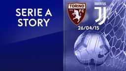 Torino - Juventus 26/04/15. 32a g.