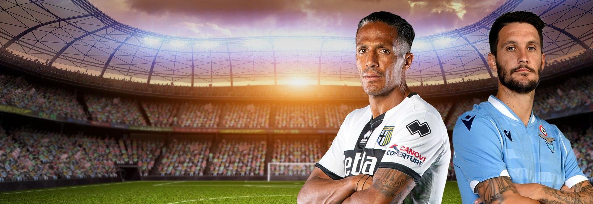 Parma - Lazio. 23a g.