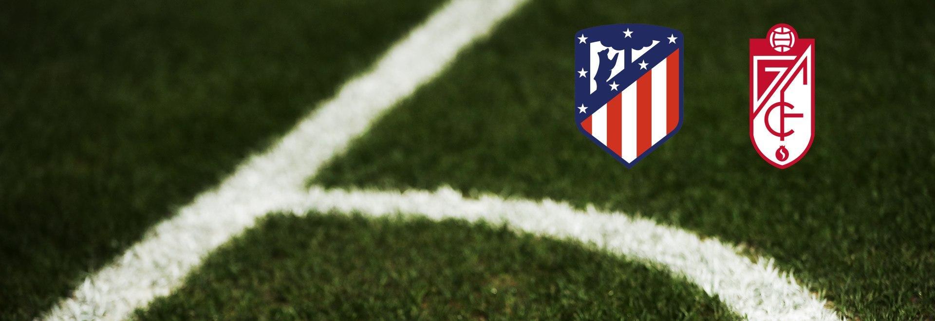 Atletico M. - Granada. 23a g.