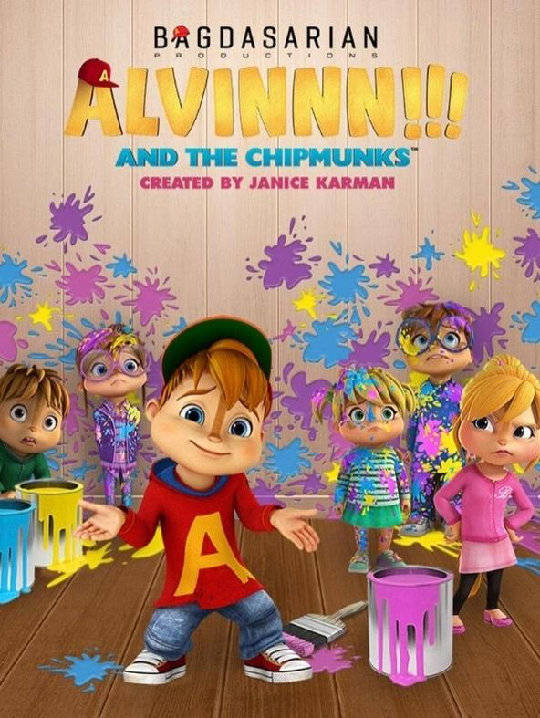 S3 Ep22 - Alvinnn!!! And the Chipmunks