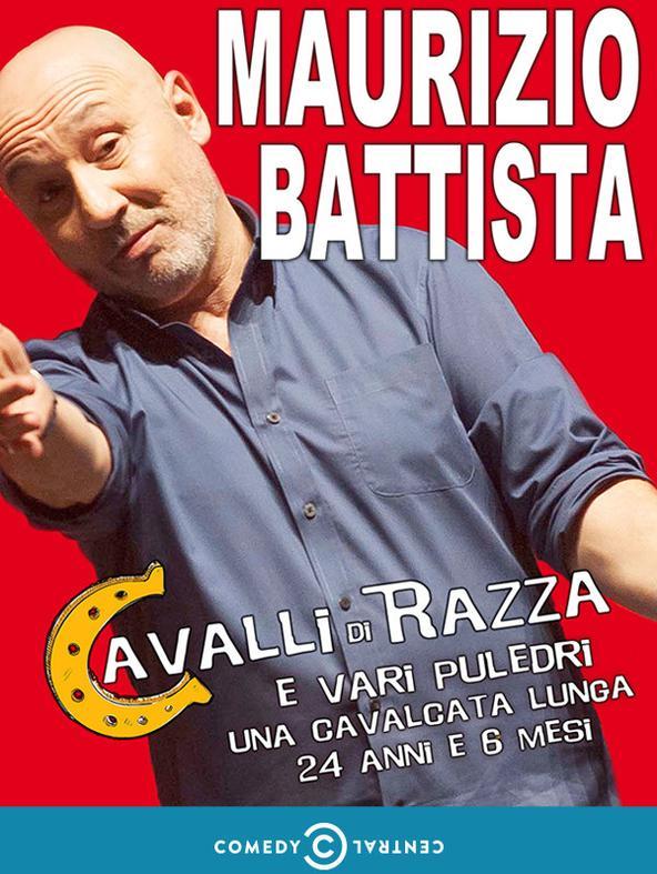 Maurizio Battista: Cavalli di razza e altri puledri