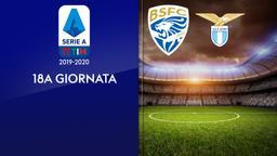 Brescia - Lazio. 18a g.