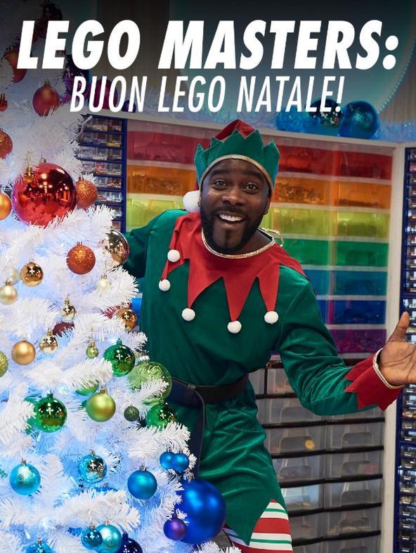 Lego Masters: Buon Lego Natale!