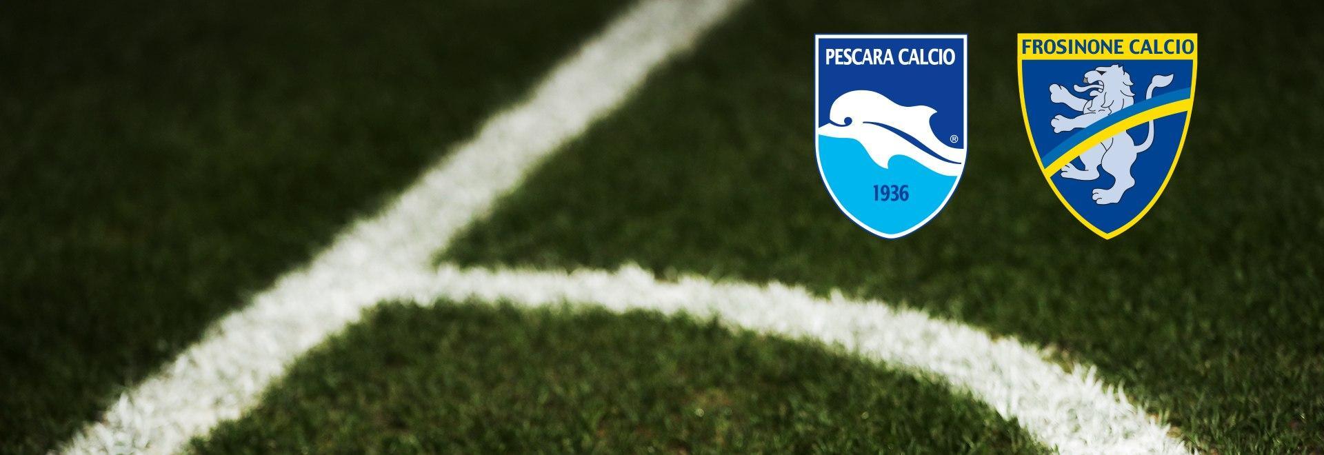 Pescara - Frosinone. 35a g.