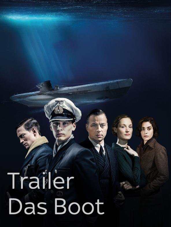 Trailer Das Boot