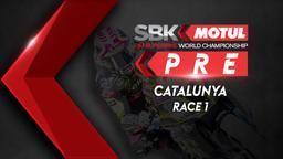 Catalunya Race 1