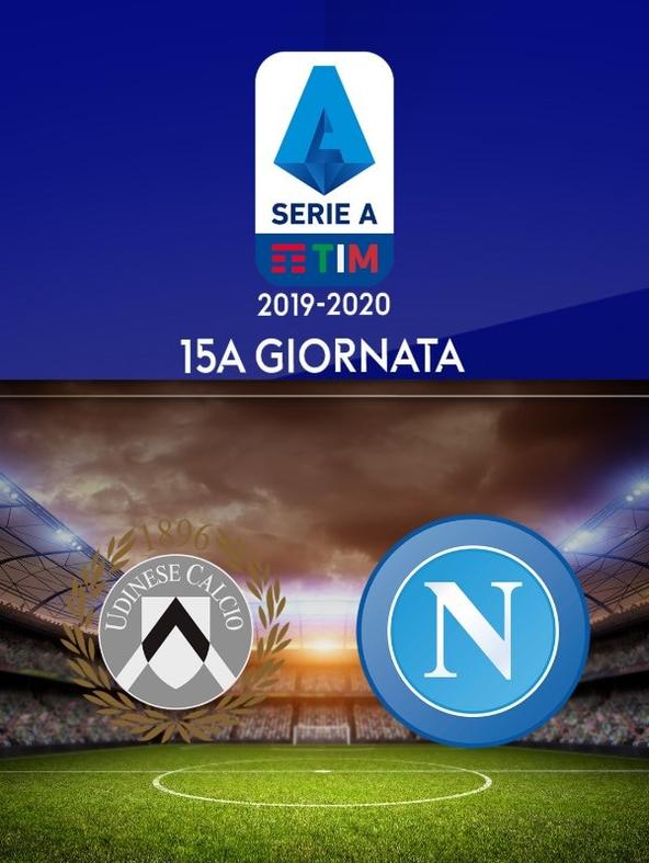Udinese - Napoli    (diretta)