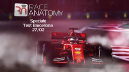Speciale Test Barcellona 27/02. 2a g.