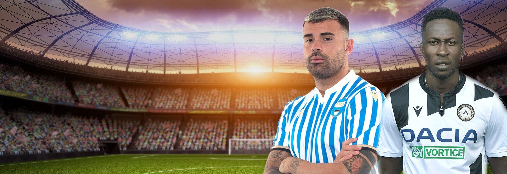 Spal - Udinese. 31a g.