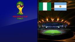 Nigeria - Argentina. Gruppo F. 3a giornata
