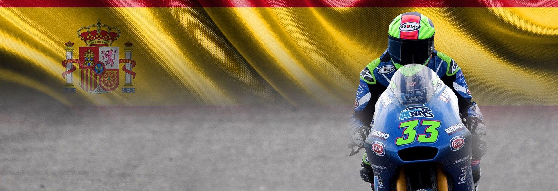 GP Spagna. PL3