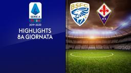 Brescia - Fiorentina