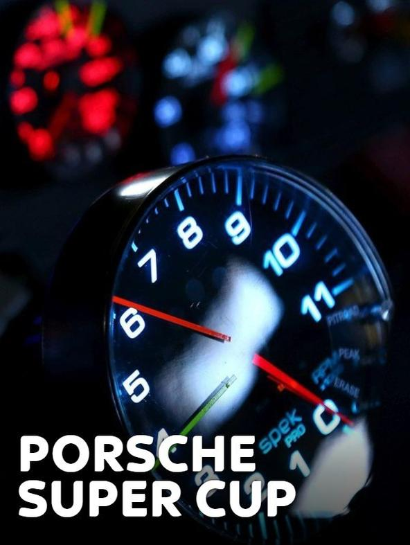 One Make Racing: Porsche Super Cup