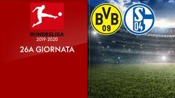 Borussia D. - Schalke. 26a g.